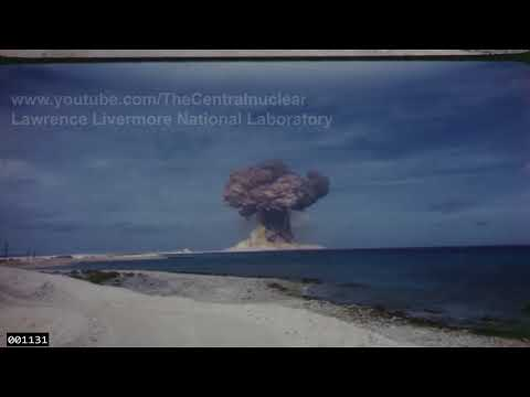 Amazing new declassified FULL HD 1080p 30FPS Operation hardtack -nutmeg (May 21, 1958)