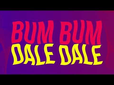 Maite Perroni & Reykon - Bum Bum Dale Dale (Lyric Video)