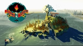 The Flame In The Flood - Announcement Trailer