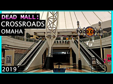 DEAD MALL DWELLING IN DESPAIR - Crossroads Mall Omaha - Retail Apocalypse | Lifeless Retail Series