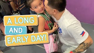A (not so typical) DAY IN THE LIFE OF THE ALAPAGS - Alapag Family Fun