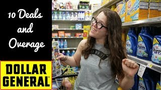 Dollar General Weekly Video (6/10-6/16) Paper Towels, Soda, Overage & More