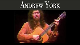 Andrew York, Sunburst on steel string 1991