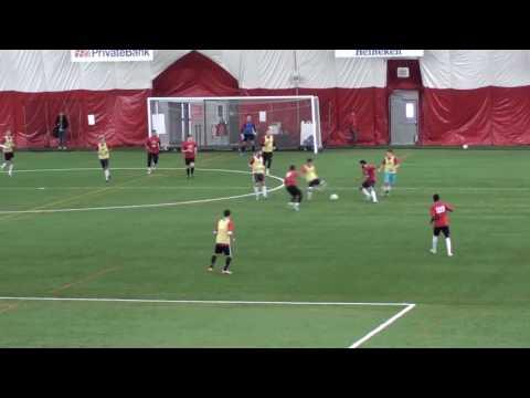 Chicago Fire Pro Soccer Combine - David Castaneda (Casta)