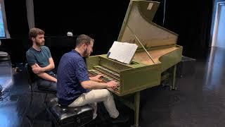 The Tryceratops Tafelmusik: Sonata No. 1