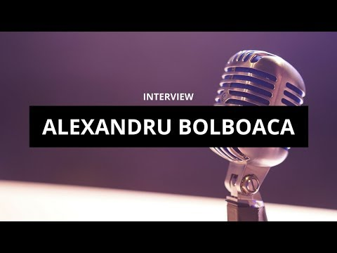 Alexandru Bolboaca Interview - CTO at Mozaic Works - Java Day Istanbul 2017