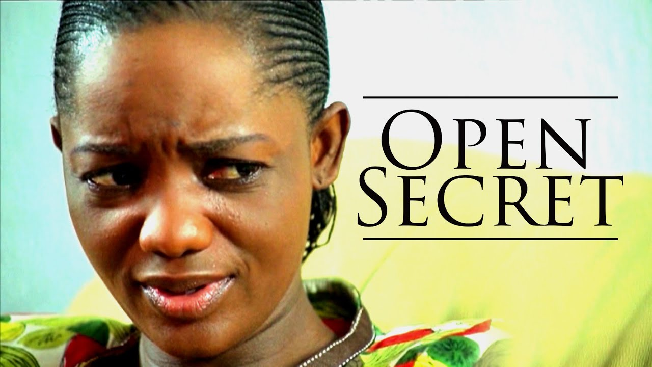 Download OPEN SECRET || Written by 'Shola Mike Agboola || By EVOM Films Inc. || Highly Recommended