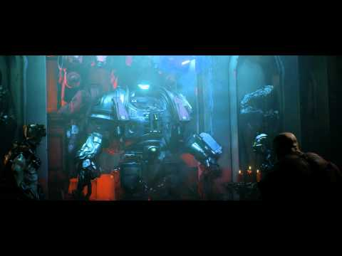 "The Lord Inquisitor - ""Grey Knights"" Teaser [UHD]"