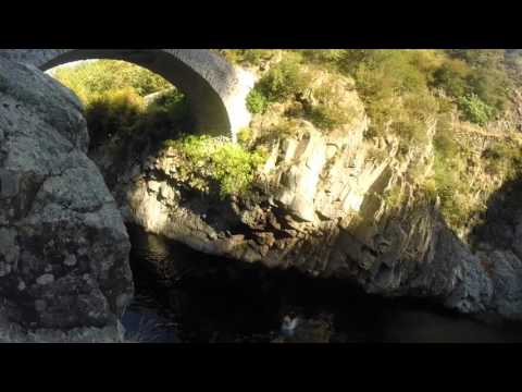 cliff diving france