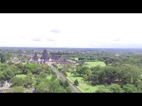 Aerial Jogjakarta