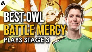 Best OWL Battle Mercy Plays - Overwatch League Stage 3 Mp3