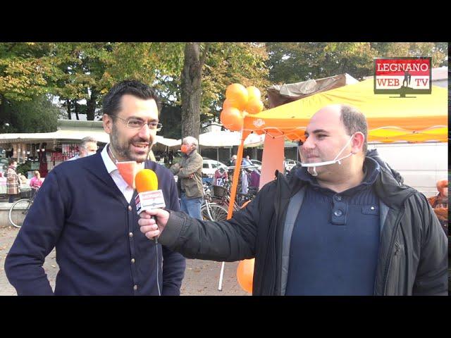Intervista a Lorenzo Radice, nuovo sindaco di Legnano