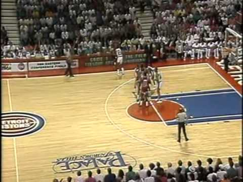 Bulls vs Pistons Rivalry Part 1: