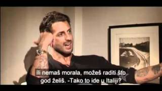 Fabrizio corona and fani stipkovic 1nd part