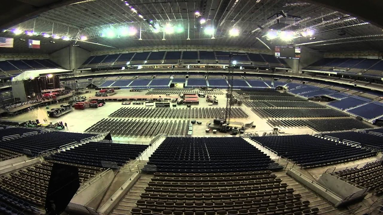 One Direction Concert Set Up Youtube
