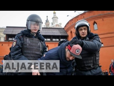 The Stream - Anti-corruption protests sweep across Russia