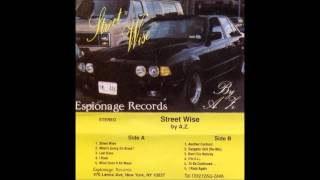 Gambar cover Mob style....Azie Street wise full album
