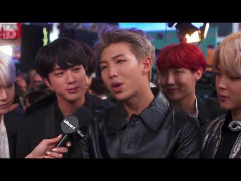 "Billboard: BTS Calls Their US Award Show Debut Performance a ""Miracle"" | 2017 AMAs"