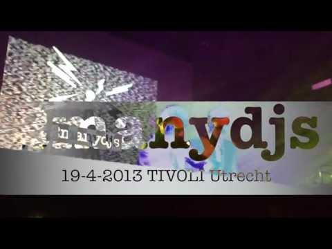 2ManyDJs @ Tivoli Utrecht 19-4-2013