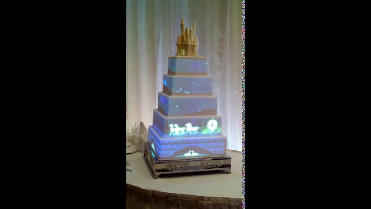 Disney Frozen Fairy Princess Wedding Cake Will Amaze You
