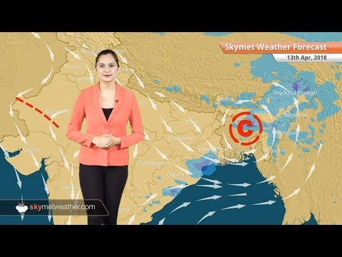 Weather Forecast for Apr 13: Dry weather to prevail over Delhi, Punjab, Rain in Kolkata, Guwahati
