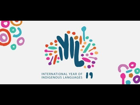IY2019 Logo And Cultural Pattern
