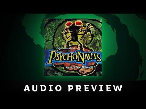 Psychonauts Soundtrack Preview
