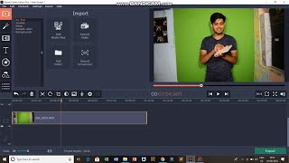 How To Replace Background In a Video! Movavi Video Editor