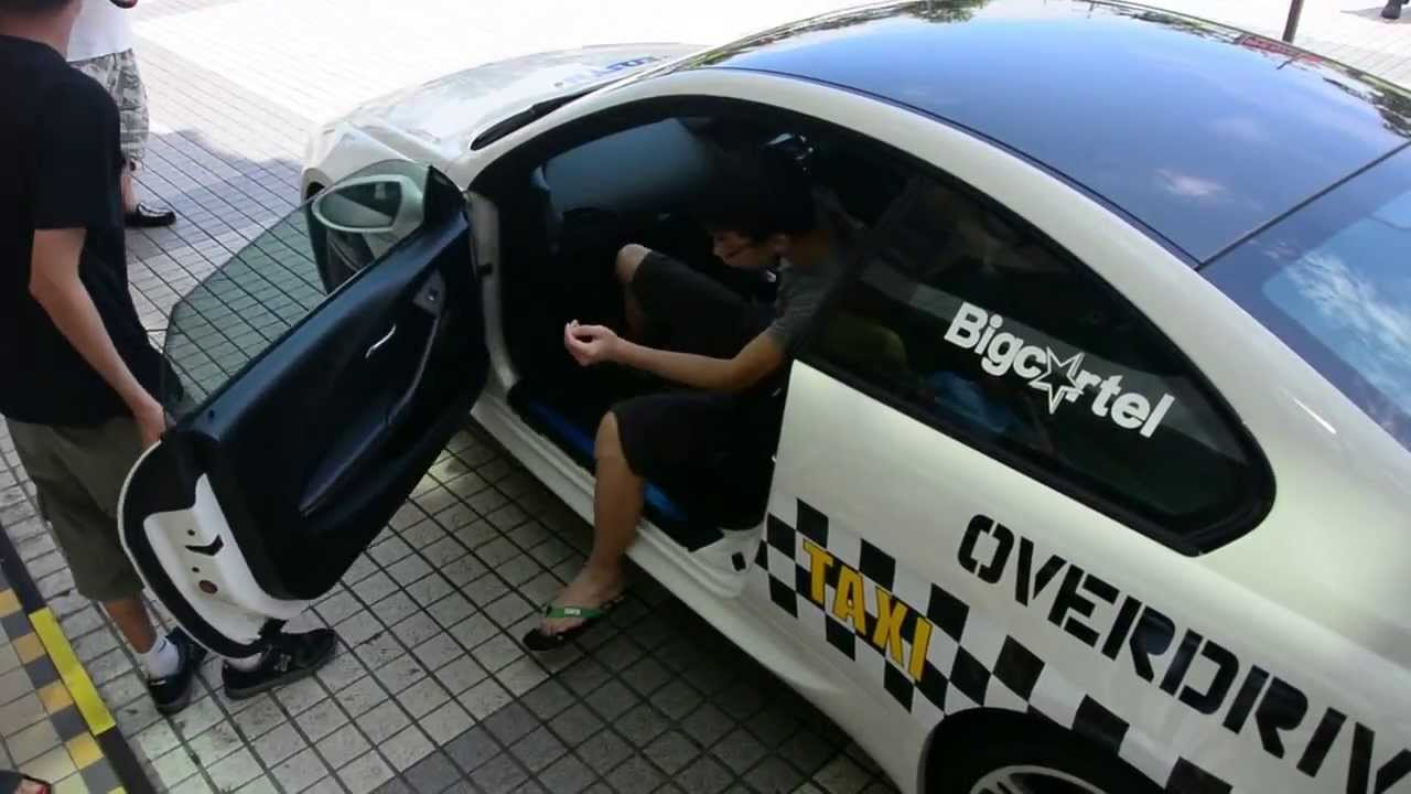 Super Car Taxi Youtube
