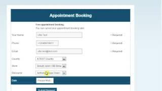 medical office online scheduling software