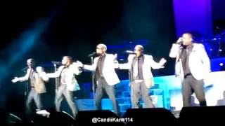 New Edition @ Barclays Center [2016] - YOU'RE NOT MY KIND OF GIRL / HIT ME OFF
