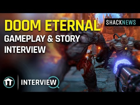 Doom Eternal release date on PC, Switch, PS4, and Xbox One | Shacknews