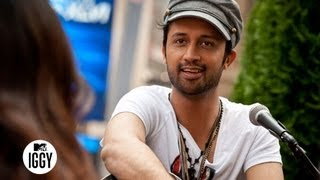 Pakistani Rockstar Atif Aslam's Language of Love — MTV Iggy Interview