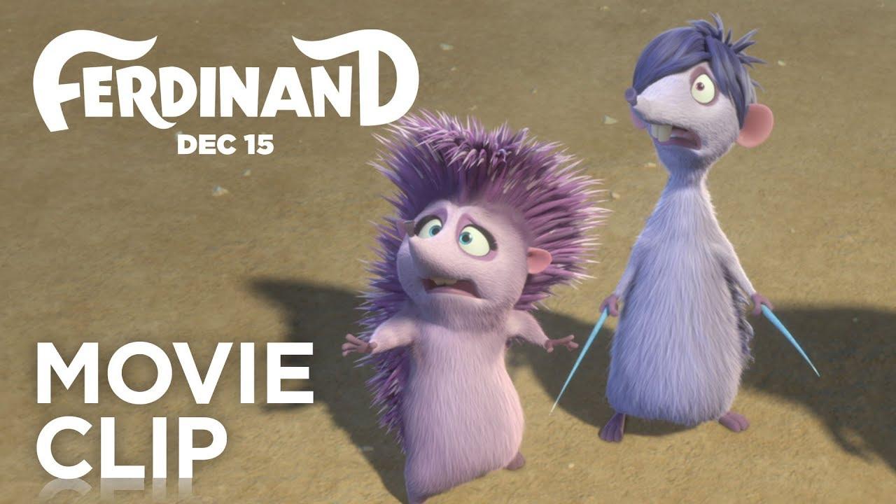 "Download Ferdinand | ""Filthy Hedgehogs"" Clip | Fox Family Entertainment"