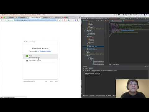 AIP-32549] Sending e-mail from Gmail using Nodemailer module