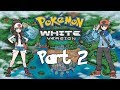 Let's Play! - Pokemon Black And White Episode 2: Some Mysterious Guy