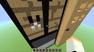 Minecraft-Big Creation (World's Biggest Smallest House)