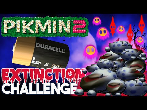Pikmin 2 Extinction Challenge | Can You Beat Pikmin 2 With Zero Treasures? |