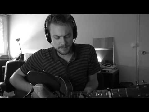 Sia - Waving Goodbye (Acoustic Guitar Cover)
