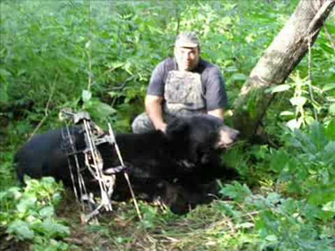 Bear Hunt with Mitch and Kevin Jones