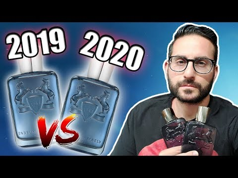 Download Parfums de Marly Sedley Comparison! | 2019 vs. 2020 Version!