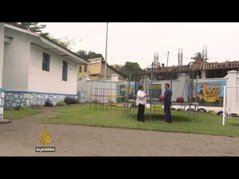 35589 virgil Mensch Al Jazeera Treating mental health disorders in Congo