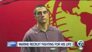 Second Marine recruit from Michigan injured during training in South Carolina