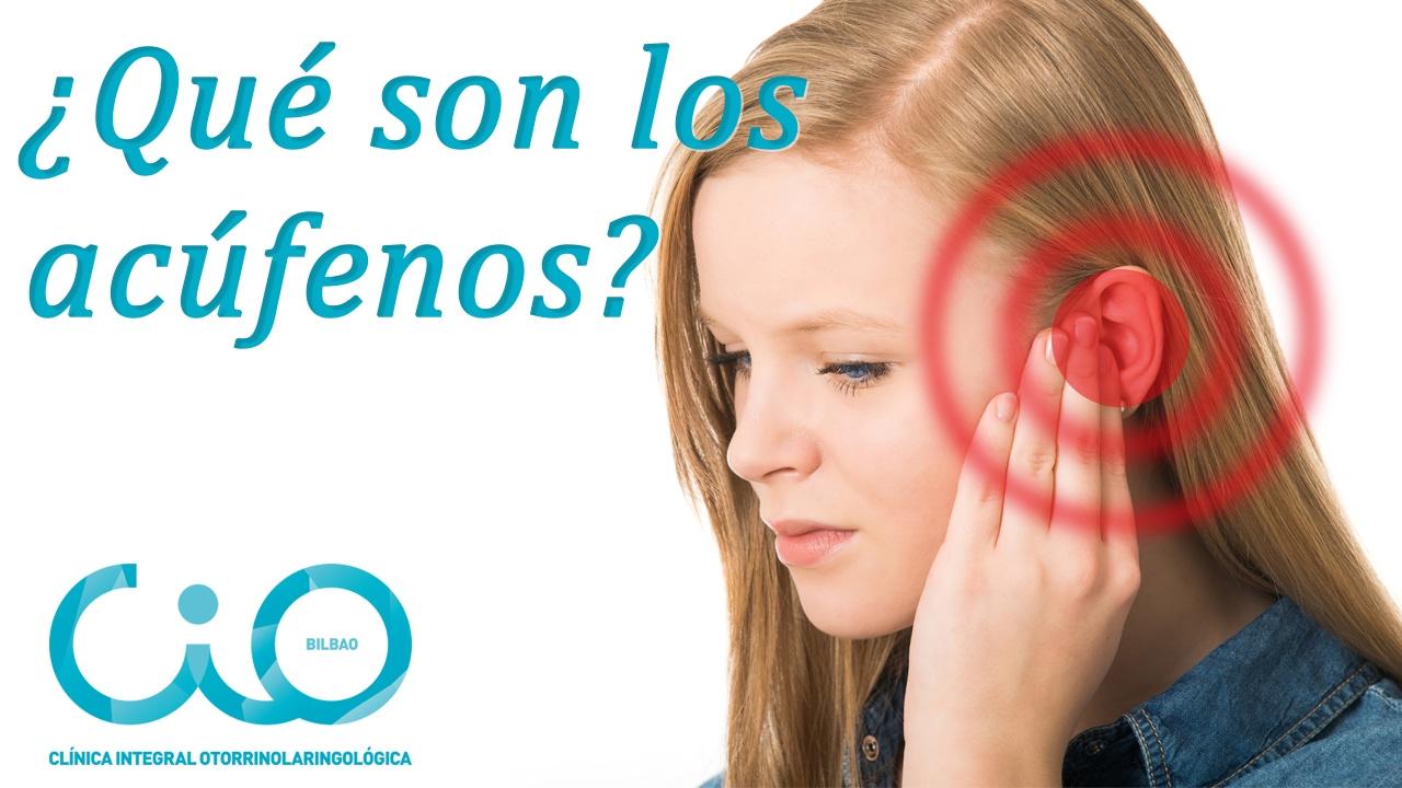 Tinnitus zumbido oídos