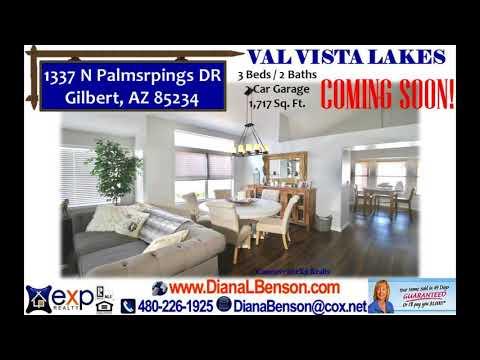3 bedroom 2 bath remodeled home for sale in Gilbert AZ 85234