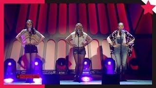 Nadja, Alena und Patricia: Overload von den Sugababes - Popstars