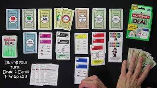 Monopoly Card Game Review