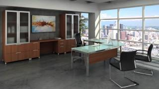 Executive Office Furniture - Modern Office Desks