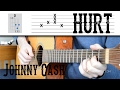 Quot Hurt Quot Guitar Tutorial Easy Walkthrough Of Johnny Cash Version Simple Step By Step mp3