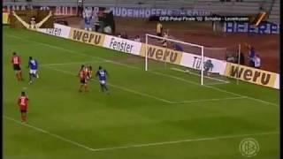 Schalke 04 - Bayer Leverkusen 4:2 (2002 DFB-Pokal-Finale)